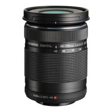 Olympus 40-150mm f/4.0-5.6 M.Zuiko Digital ED R Lens (Black)