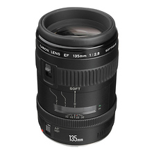 Telephoto EF 135mm f/2.8 Autofocus Lens Soft Focus (Refurbished) Image 0