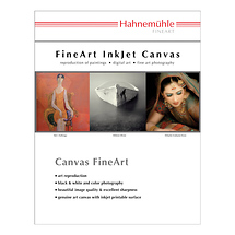 Hahnemuhle A3 Size Monet Canvas Fine Art Paper (25 Sheets)