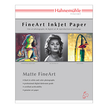 Hahnemuhle 11x17 In. Matte Museum Etching Fine Art Paper (25 Sheets)