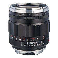 Nokton Aspherical 35mm f/1.2 Lens II (Black) Image 0