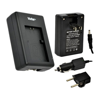 1 Hour Rapid Charger for Nikon EN-EL14 Battery Image 0
