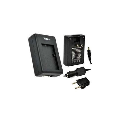 1 Hour Rapid Charger for Panasonic DMW-BCG10 Battery Image 0