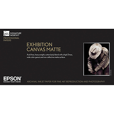Exhibition Canvas (17x22 in., Matte, 25 Sheets) Image 0