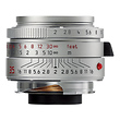 35mm f/2.0 Summicron M Aspherical Manual Focus Wide Angle Lens (Silver)