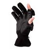Freehands | Men's Fleece Gloves - Black, Medium | 1111MM