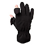 Freehands Men's Stretch Gloves - Black, Small