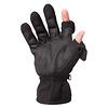 Men's Stretch Gloves - Black, X-Large