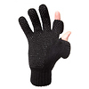 Freehands | Men's Rag Wool - Black, Small/Medium | 3112MSM