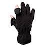Ladies Stretch Gloves - Black, Small Thumbnail 1
