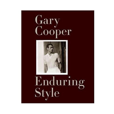 Gary Cooper: Enduring Style Image 0