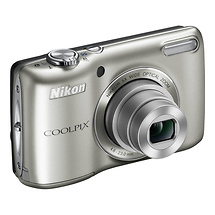 Nikon Coolpix L26 Digital Camera (Silver)