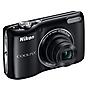 Nikon Coolpix L26 Digital Camera (Black)