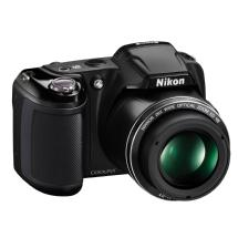 Nikon Coolpix L810 Digital Camera (Black)