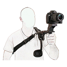 Video Stabilizer with Grip and Quick Release Image 0