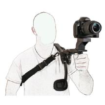 Dot Line Corp. Video Stabilizer with Grip and Quick Release
