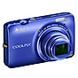 Nikon Coolpix S6300 Digital Camera (Blue)