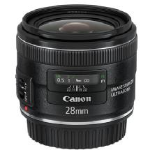 Canon EF 28mm f/2.8 Wide Angle IS USM AF Lens