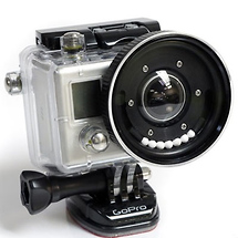AquaPro HD BlurFix Flat Lens for your GoPro HERO2