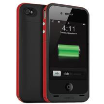 Mophie Juice Pack plus Battery Pack for iPhone 4 & 4S - Red