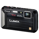 Lumix DMC-TS20 Digital Camera (Black)