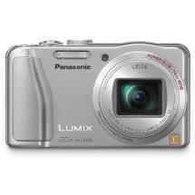 Panasonic Lumix DMC-ZS20 Digital Camera (Silver)