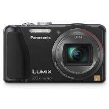 Panasonic Lumix DMC-ZS20 Digital Camera (Black)