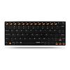 Rapoo E6300 Bluetooth Ultra-slim Keyboard for iPad (Black)