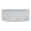 Rapoo E6300 Bluetooth Ultra-slim Keyboard for iPad (White)