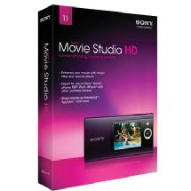 Sony Vegas Movie Studio HD 11 Software