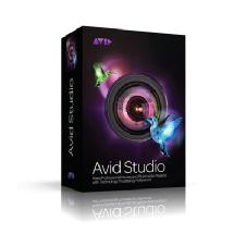 Pinnacle Avid Studio Software