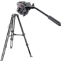 Manfrotto MVT502AM Tripod with 701HDV Head Kit