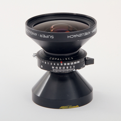 120mm f/8.0 Super-Angulon Large Format Lens - Used Image 0