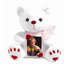 Photo Plush Bear (2-1/2 x 3-1/2 in. Photo) Image 0