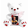 Photo Plush Bear (2-1/2 x 3-1/2 in. Photo)