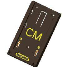 Marshall Electronics Battery Plate for Canon LP-E6 7.2 Volt Battery