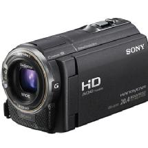 Sony HDR-CX580V High Definition Handycam Camcorder (Black)