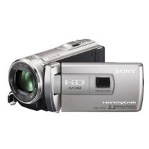 Sony HDR-PJ200 High Definition Handycam Camcorder (Silver)