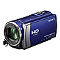 Sony HDR-CX210 High Definition Handycam Camcorder (Blue)