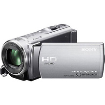 Sony HDR-CX210 High Definition Handycam Camcorder (Silver)