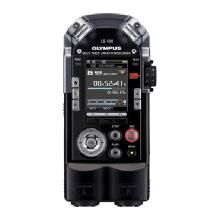 Olympus LS-100 24-Bit/96 KHz Multi-Track PCM Audio Recorder