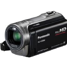 Panasonic HC-V500 High Definition Flash Memory Camcorder (Black)