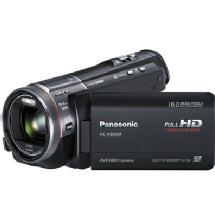 Panasonic HC-X900M High Definition Flash Memory Camcorder (Black)