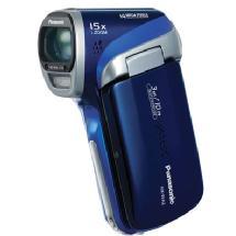 Panasonic HX-WA2 High Definition Waterproof Camcorder (Blue)