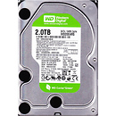 Western Digital | 2TB Caviar Green Power saving Desktop Hard Drive | WD20EARX