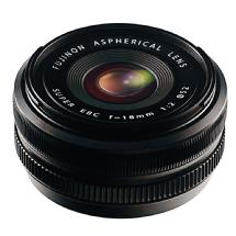 Fujifilm 18mm f/2.0 XF R Wide Angle Lens for X-Pro1 Camera