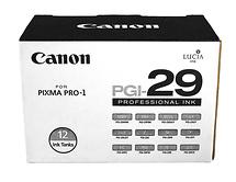Canon PGI-29 12-Color Ink Cartridge Set