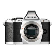 Olympus OM-D E-M5 Micro Four Thirds Digital Camera Body (Silver)