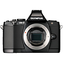 Olympus | OM-D E-M5 Micro Four Thirds Digital Camera Body (Black) | V204040BU000