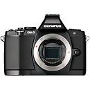 Olympus | OM-D E-M5 Micro Four Thirds Digital Camera Body (Black) | V204040BU000